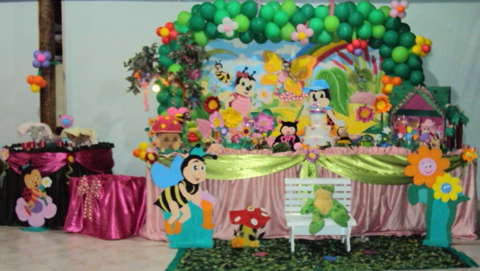 Sirlei Festas infantilRuaOreade 174 Moreninha III Tel(67)33932873