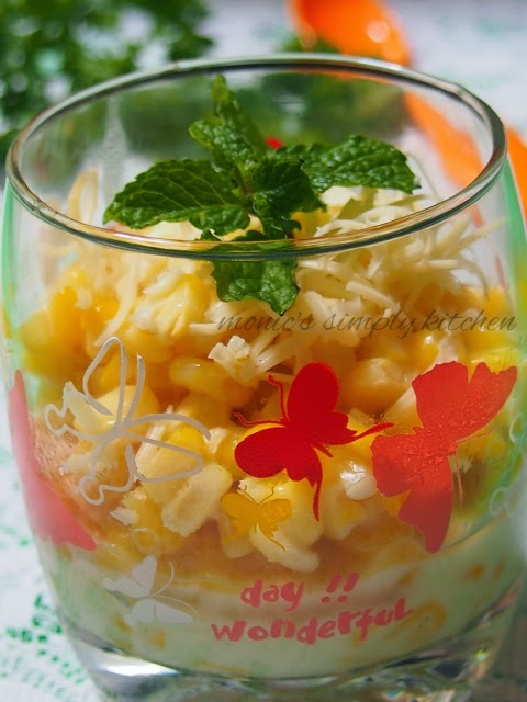 resep jagung susu keju jasuke