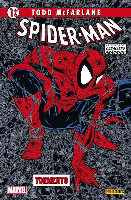 SPIDER-MAN, DE TODD MCFARLANE