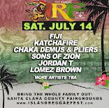 Island Reggae Festival 2018