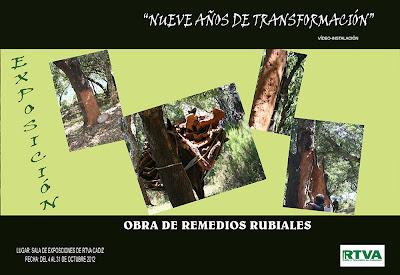 Exposición 'Nueve años de transformación' en la Sala de RTVA