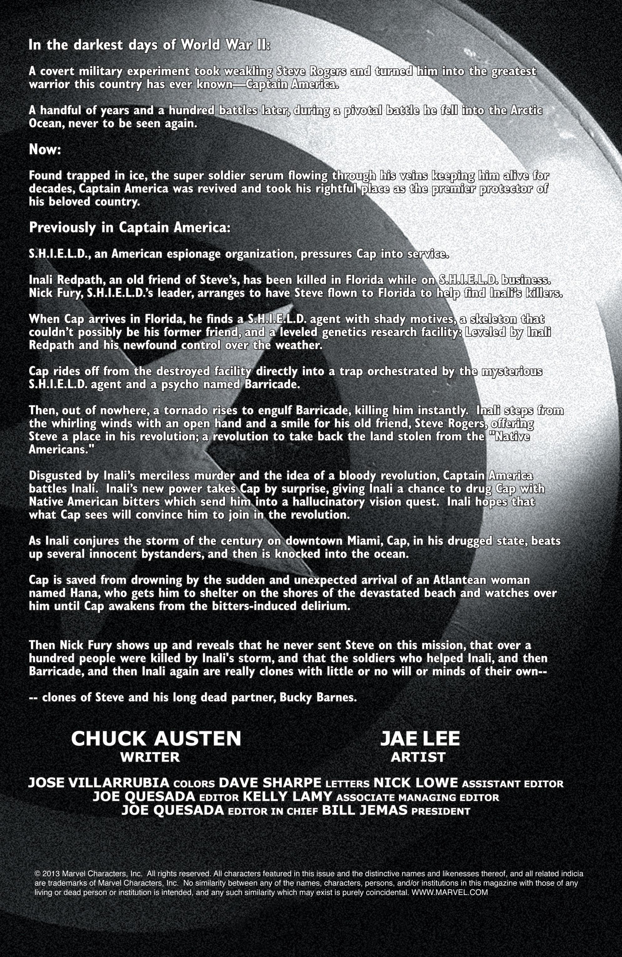 Captain America (2002) Issue #11 #12 - English 2