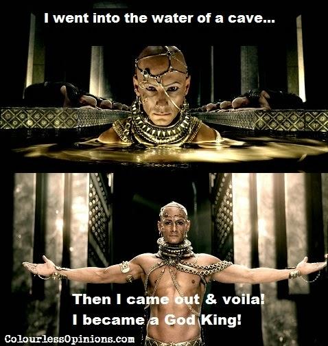Xerxes meme - 300 Rise of an Empire movie stills