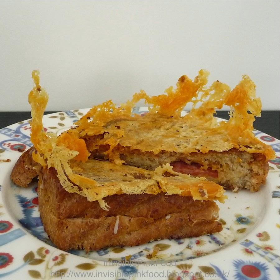 Jamie S Comfort Food Cheese Toast