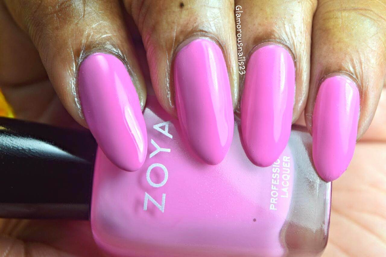 Eden Swatch; Zoya Delight Collection 2015