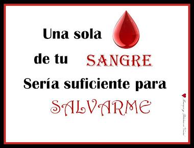 Sangre preciosa