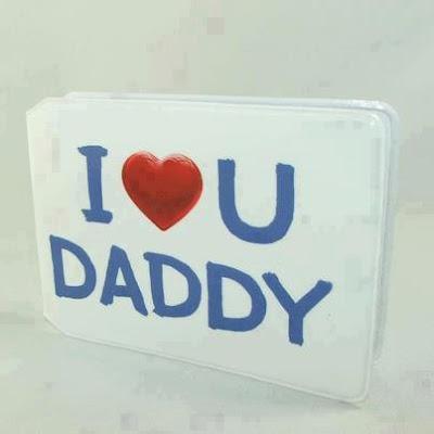 I love u daddy.