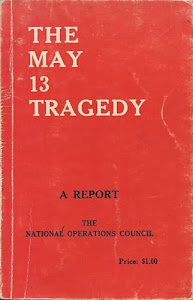 The May 13 Tragedy