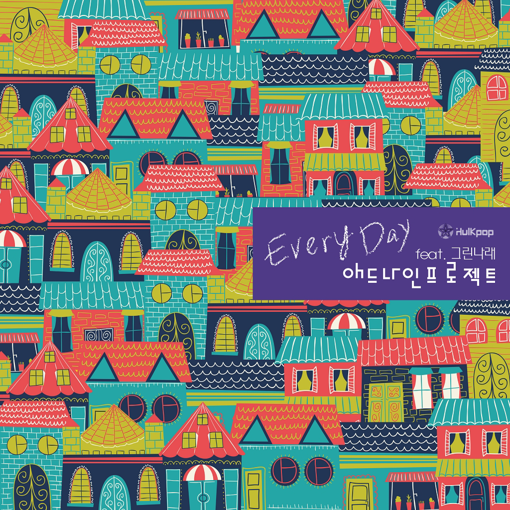 [Single] Addnine Project – Every Day