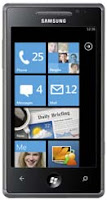 The Samsung Omnia 7, phone samsung, Windows Phone 7 Smartphone