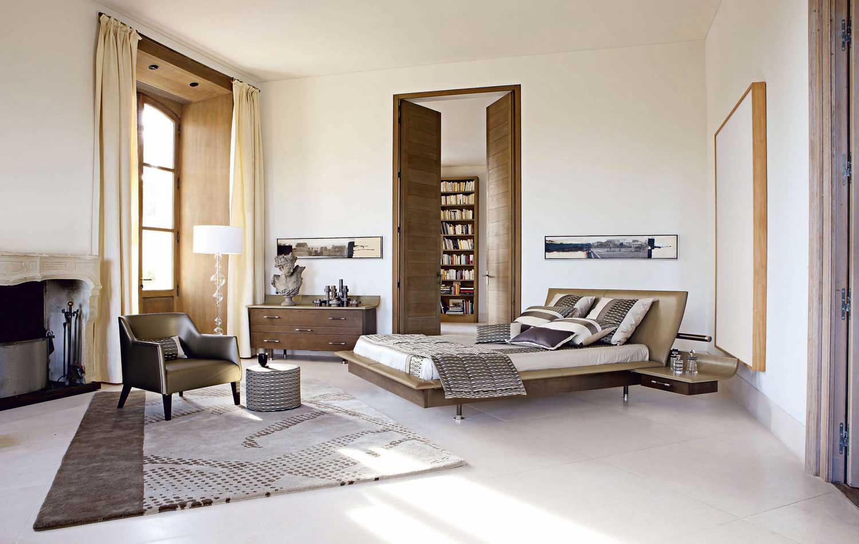 Habitaciones en colores tierra dormitorios con estilo - Colores tierra para habitaciones ...