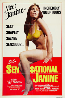 Josefine Mutzenbacher – Wie sie wirklich war: 1. Teil AKA Sensational Janine (1976)