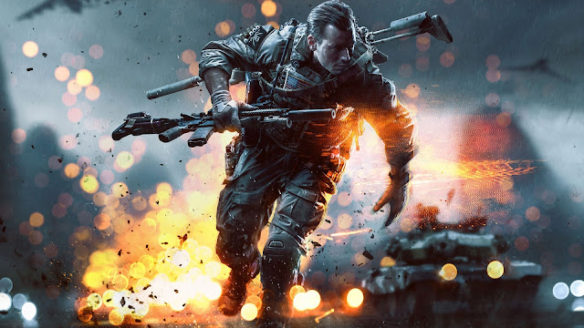 Battlefield 4 China Rising HD Wallpaper