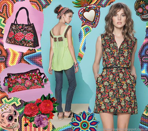 Moda primavera verano 2015 Rimmel ropa de mujer de moda 2015.