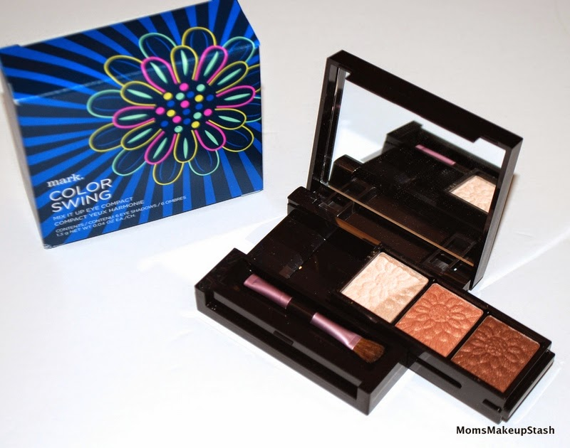 mark cosmetics review, mark Spring 2014, Color Swing Mix it Up Eye Compact, Color Swing Review, mark Mix it Up Eye Compact Review