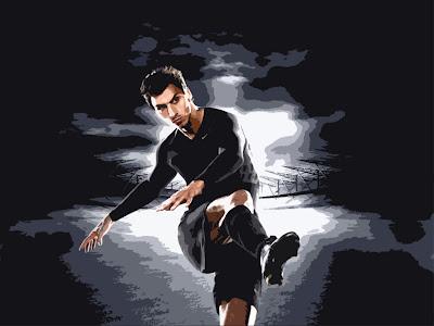 Soccer Art