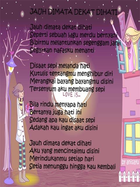Kumpulan Puisi Park 2 Puisi Remaja News Aprilia