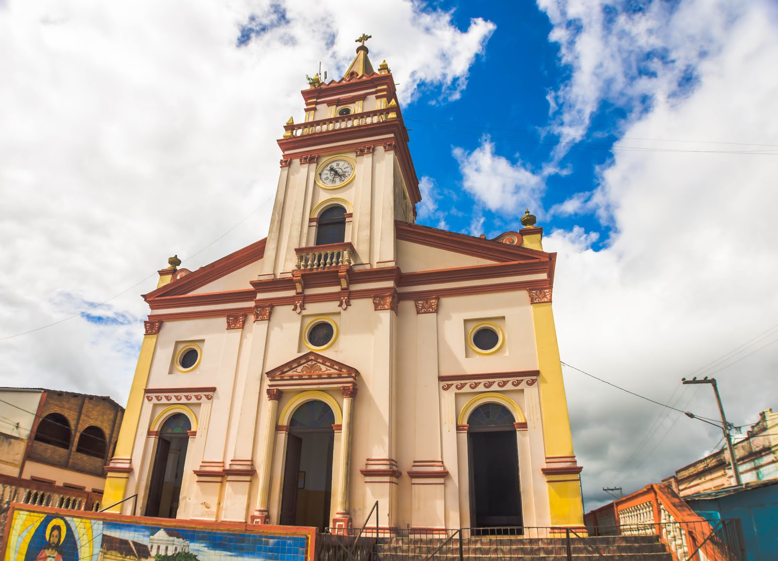IGREJA DE SERRARIA (PB). FOTO DE GILMAR LEITE