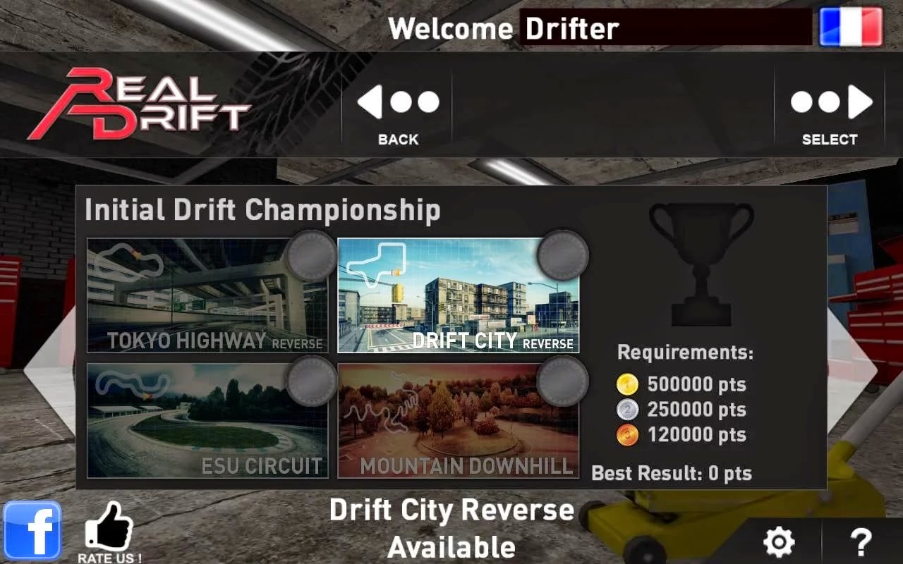 Real Drift Car Racing v2.2 Mod [Unlimited Money]