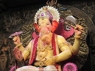 Lalbaugcha Raja Mumbai: First Look