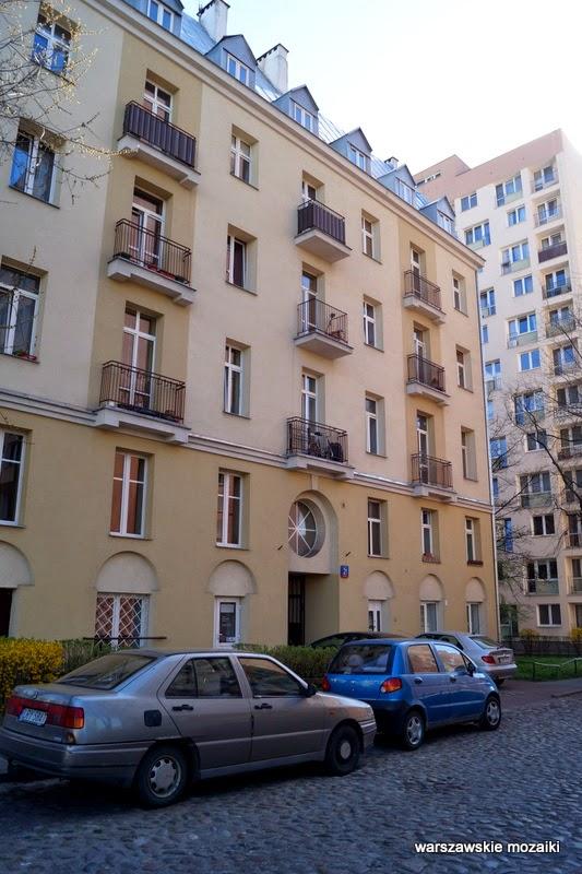 Warszawa Wola Kacza zabytek