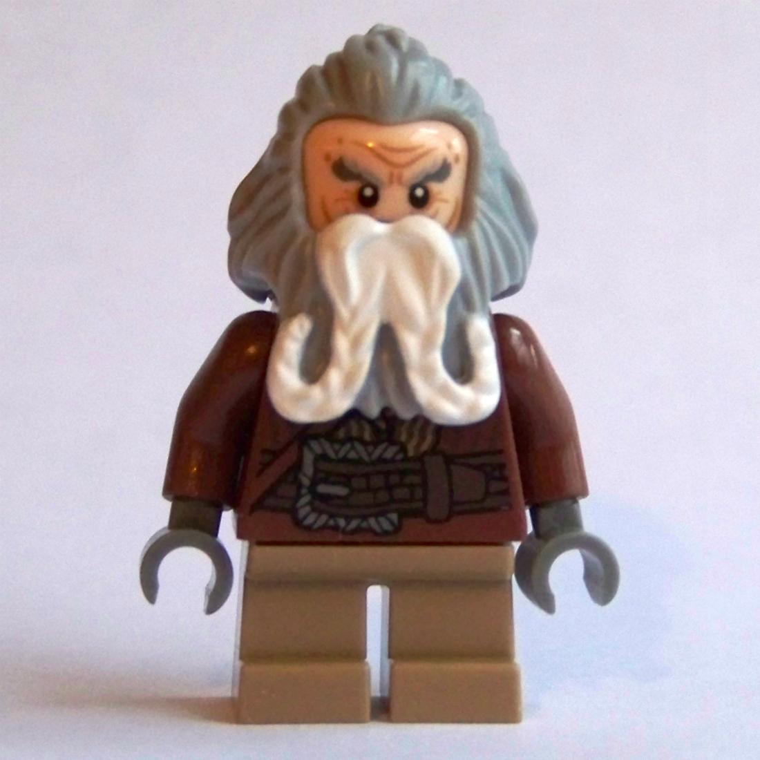 Hobbit LEGO dwarf Oin