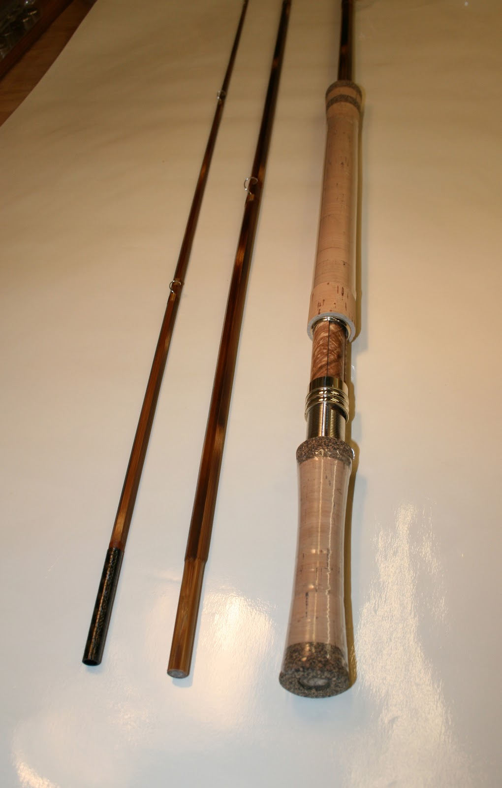 Carpenter bros bamboo fly rods march