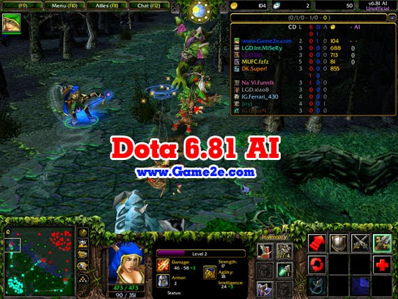 dota v6 81b ai 1 1 9 download