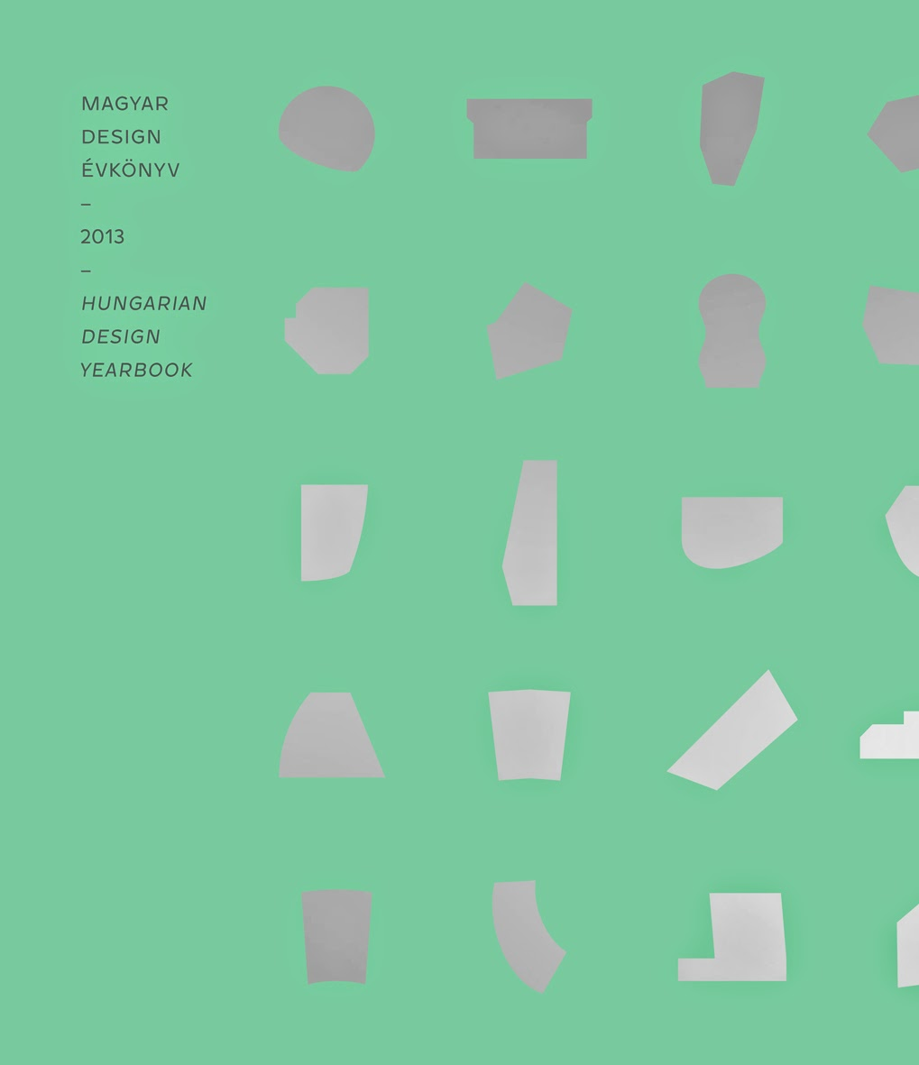 Hungarian Design Yearbook 2013