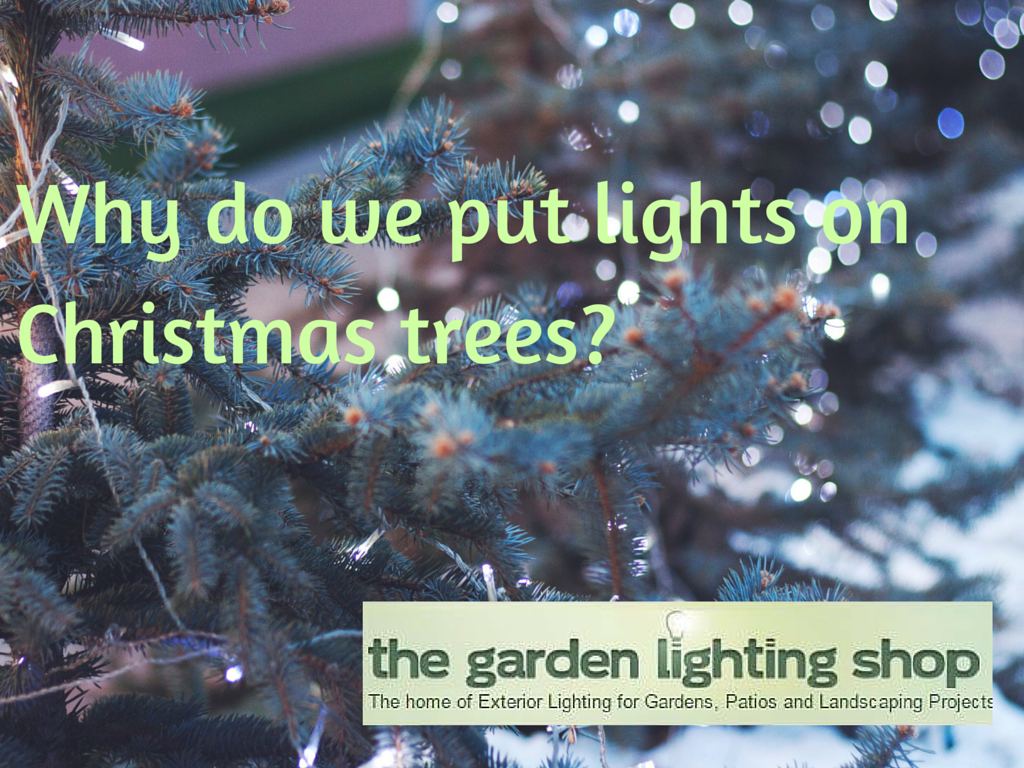 Itu0027s Our Favourite Time Of The Year Here At The Garden Lighting Shop! Snow  On The Ground, Logs In The Fire, And Best Of All U2013 Christmas Lights  Everywhere!