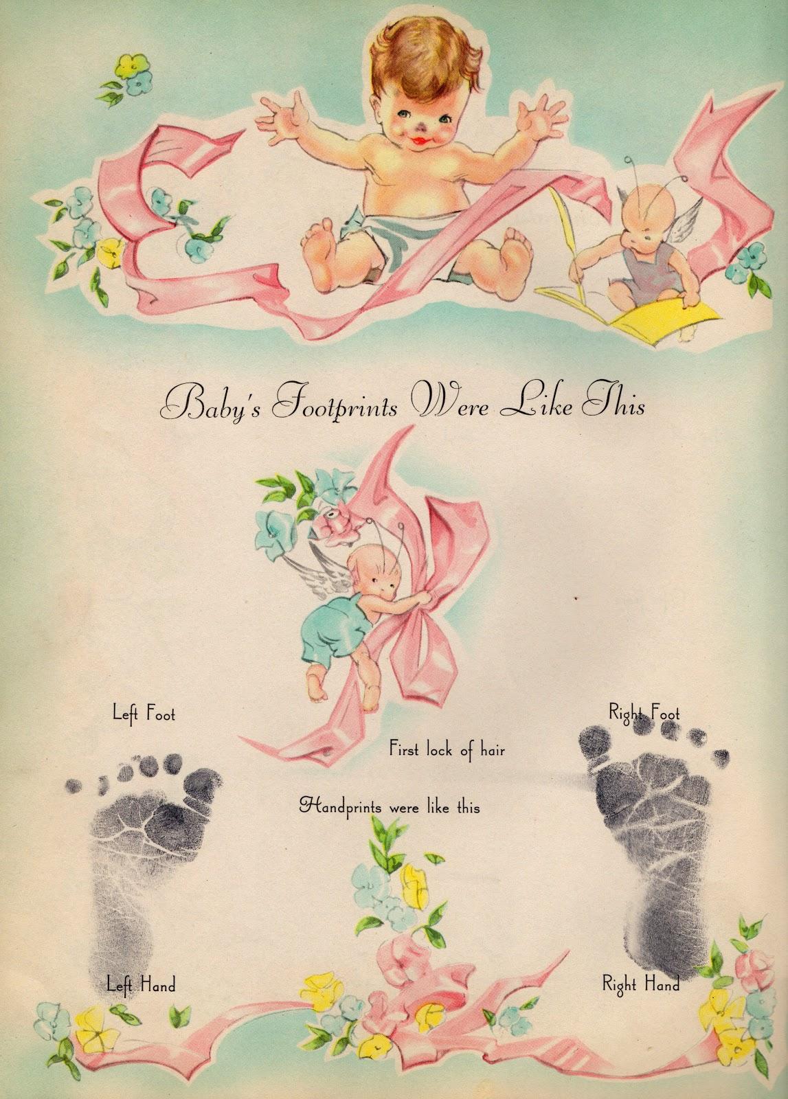 Vintage Baby Books 65