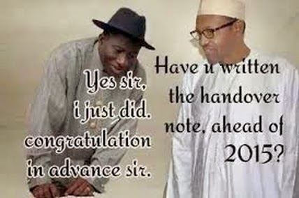 buhari jonathan aso rock meeting
