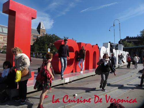 I amsterdam Amsterdam 阿姆斯特丹