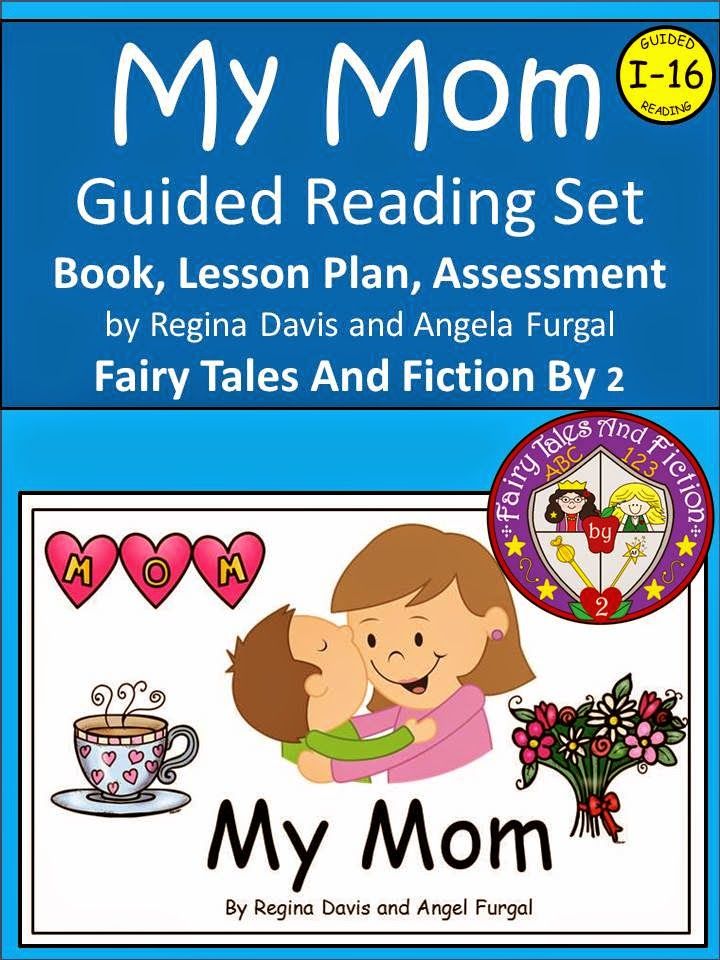 http://www.teacherspayteachers.com/Product/A-FREEBIE-Mothers-Day-ThemeMy-Mom-Level-I-16-Guided-Reading-Book-1242686