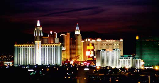 famous vegas casinos