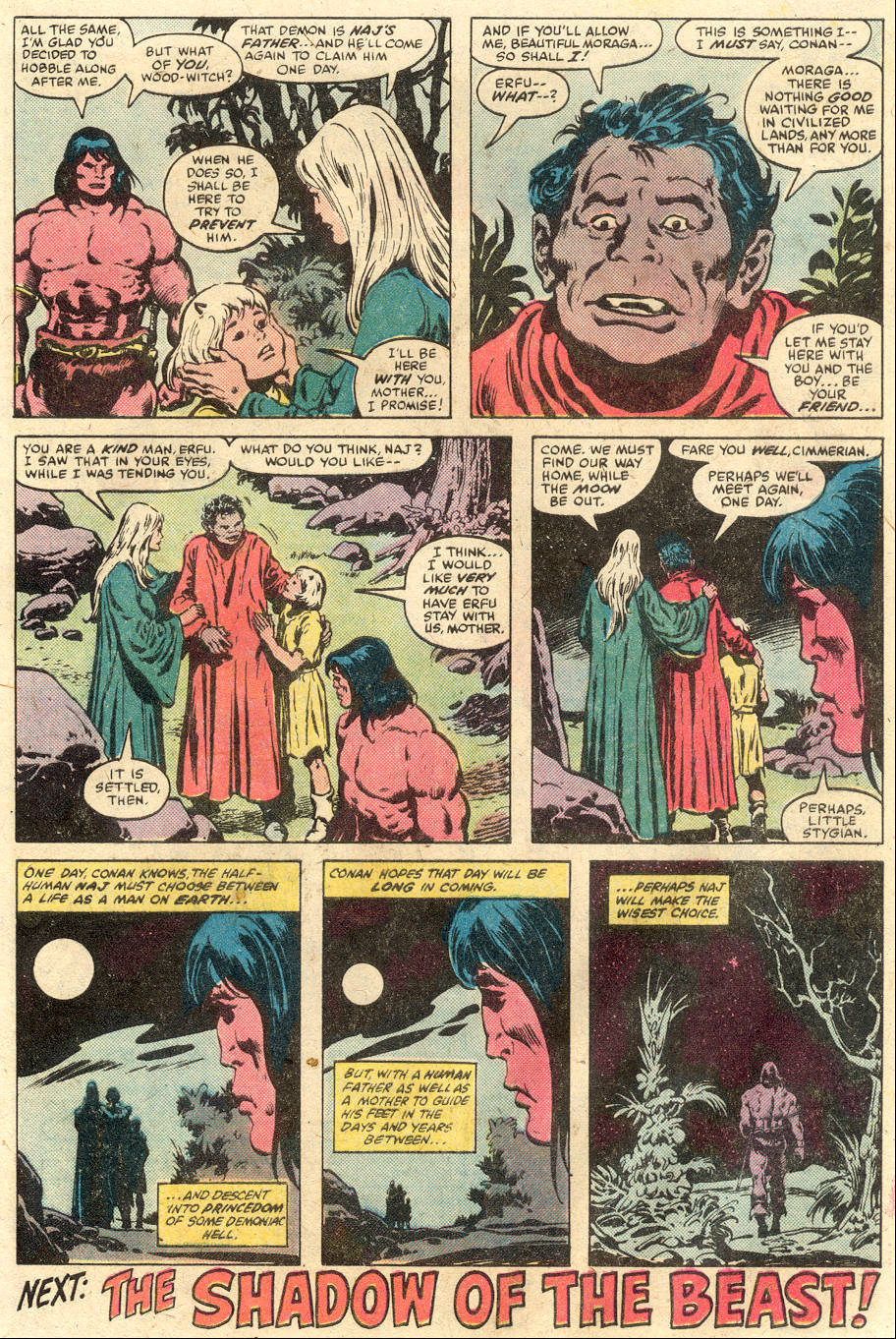 Conan the Barbarian (1970) Issue #113 #125 - English 18