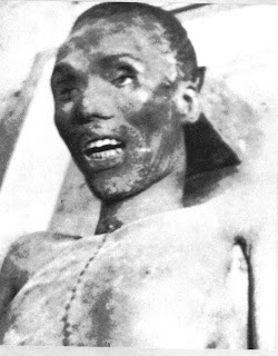 Incorruptible body of Muhammadu Marwa