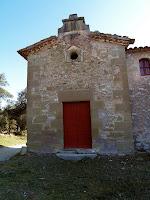 La capella de la Immaculada Concepció de Les Tàpies