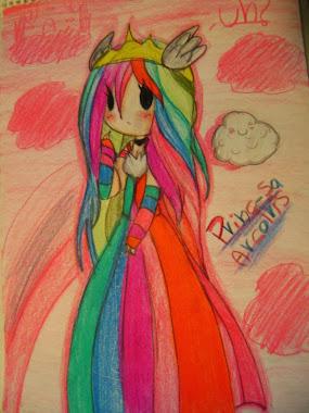 Princesa Arco Iris :)
