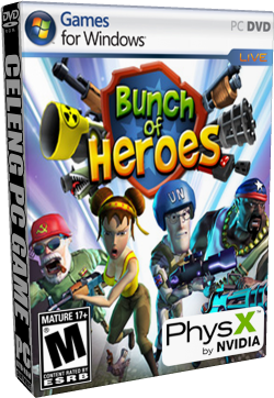 games Download   Bunch of Heroes   PC (2011)