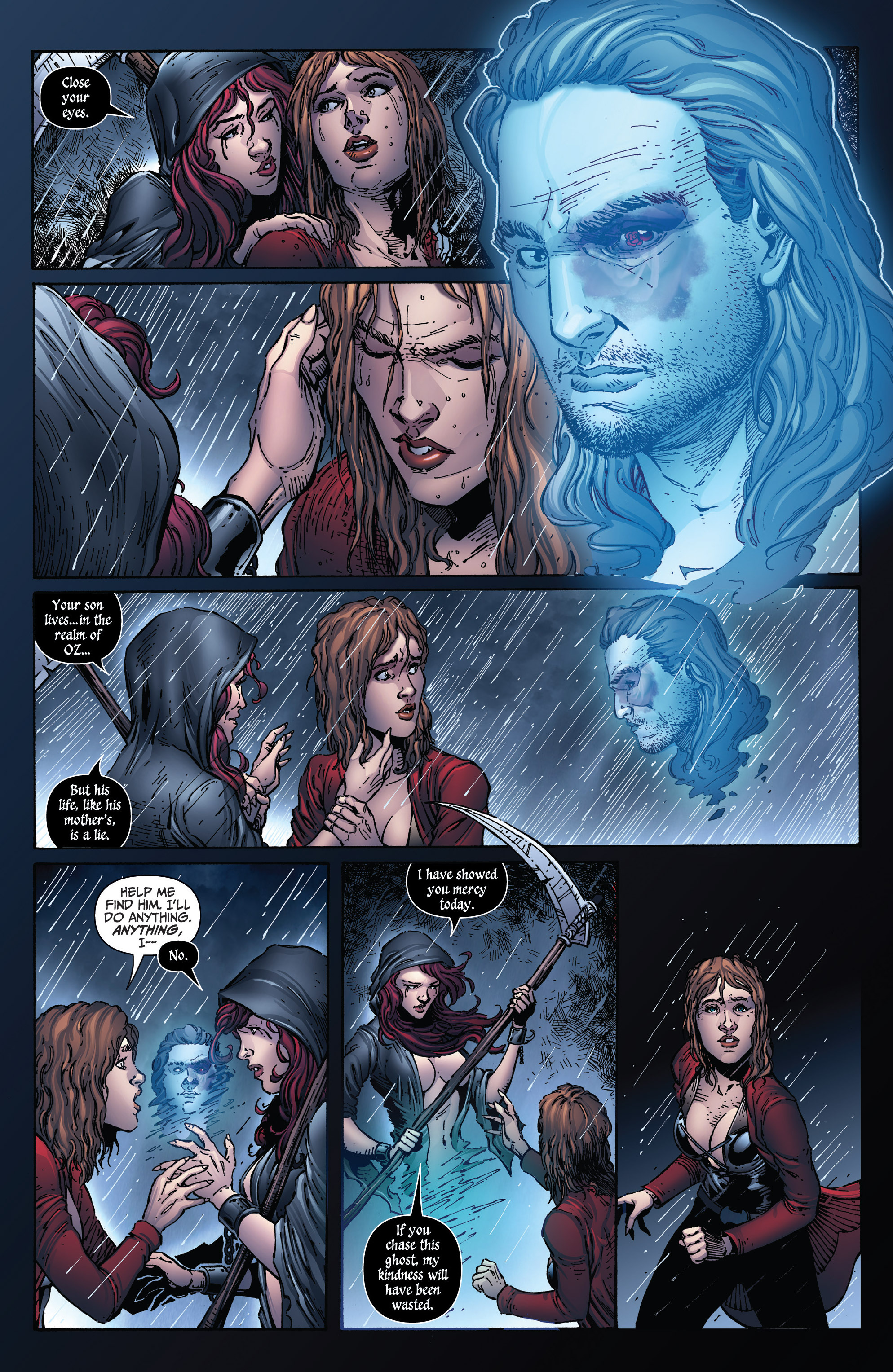 Grimm Fairy Tales (2005) Issue #117 #120 - English 4