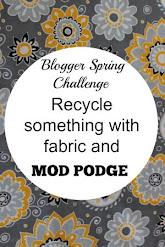 BLOGGER SPRING CHALLENGE