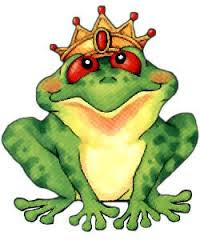 Narrative Text : The Frog Prince