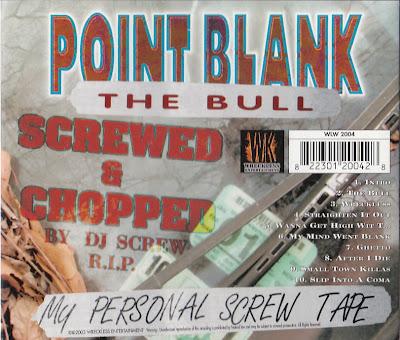 Point Blank – My Personal Screw Tape (2003) (192 kbps)
