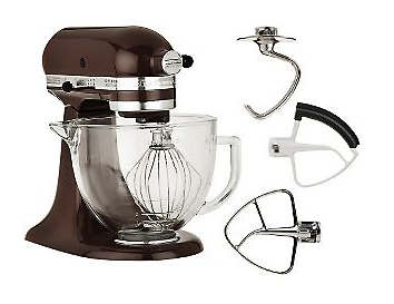 Qvc Com Kitchenaid Deluxe Edition 5qt 325watt Tilt