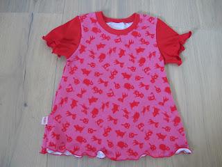 Jerseyshirt Anna - Tutorial