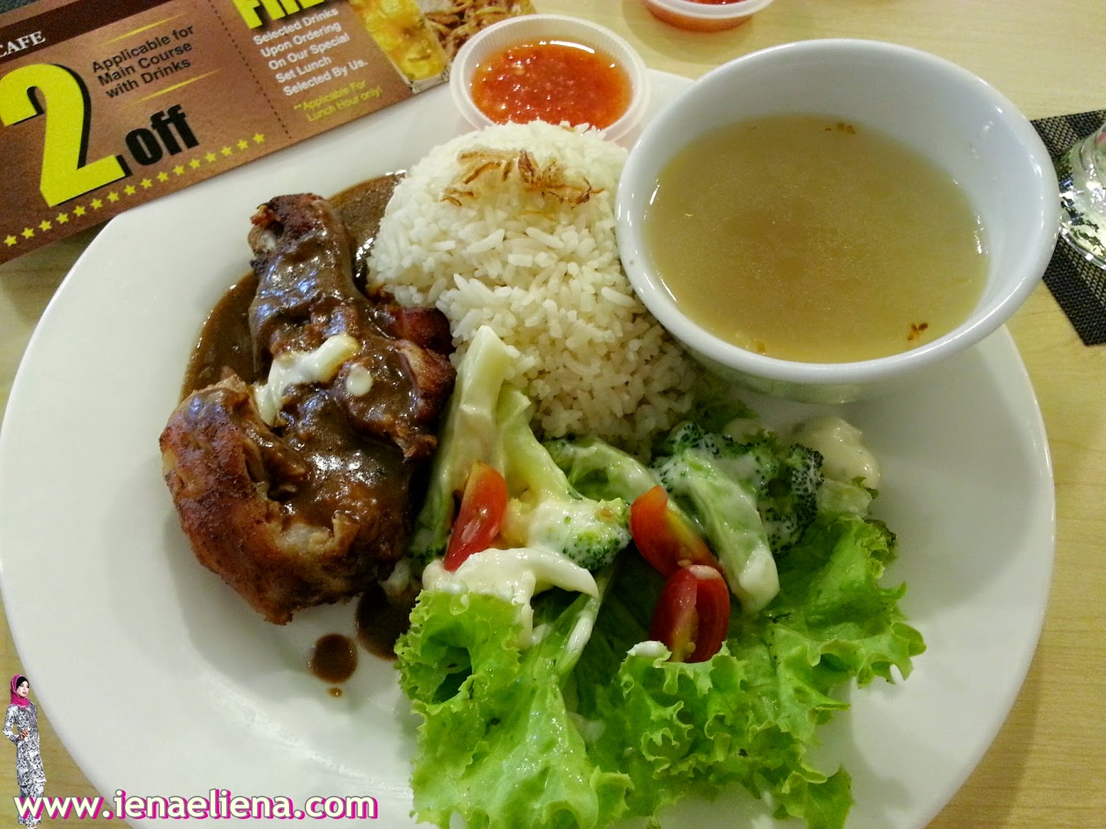 Makers Chicken Rice RM10.90