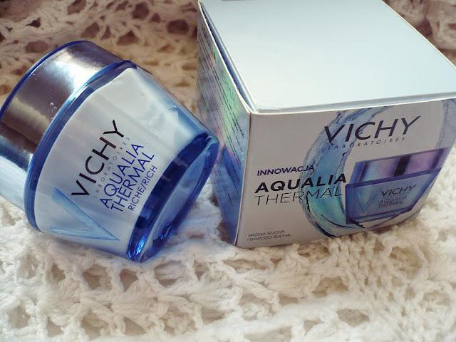 Vichy Aqualia Thermal Riche - IDEALNE NAWILŻENIE