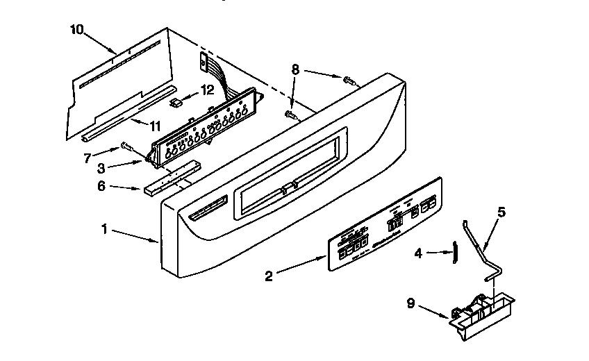 Dishwasher Door Will Not OpenHow to Fix Broken Door Handle on – Kitchenaid Dishwasher Wiring Harness Diagram