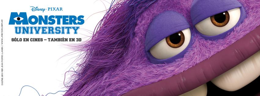 Pin Portadas De Monsters Inc Para Facebook Portadasbookcom on
